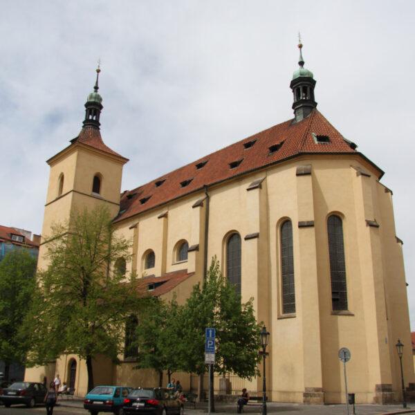 St. Hastalkerk- Praag - Tsjechië