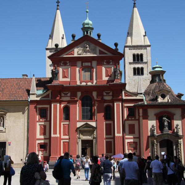 St. Jorisklooster - Praag - Tsjechië