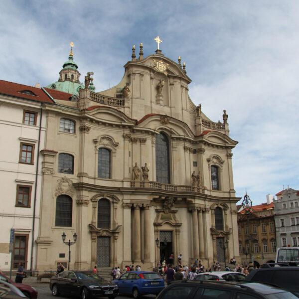 St. Nicolaaskerk - Praag - Tsjechië