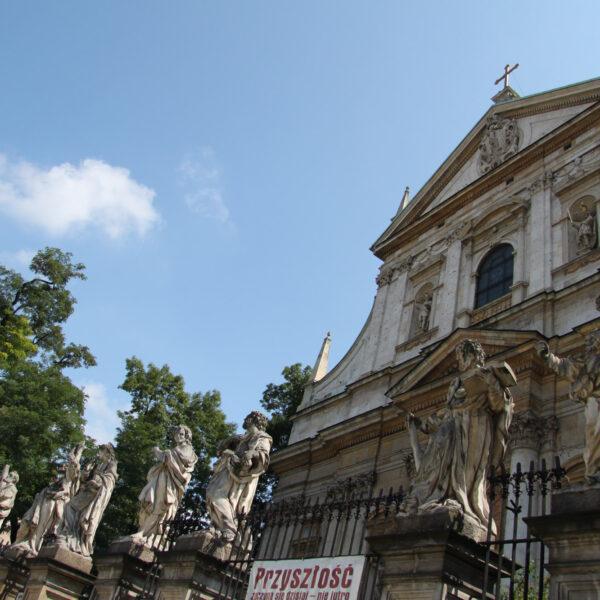 St. Petrus-en-Pauluskerk - Krakau - Polen