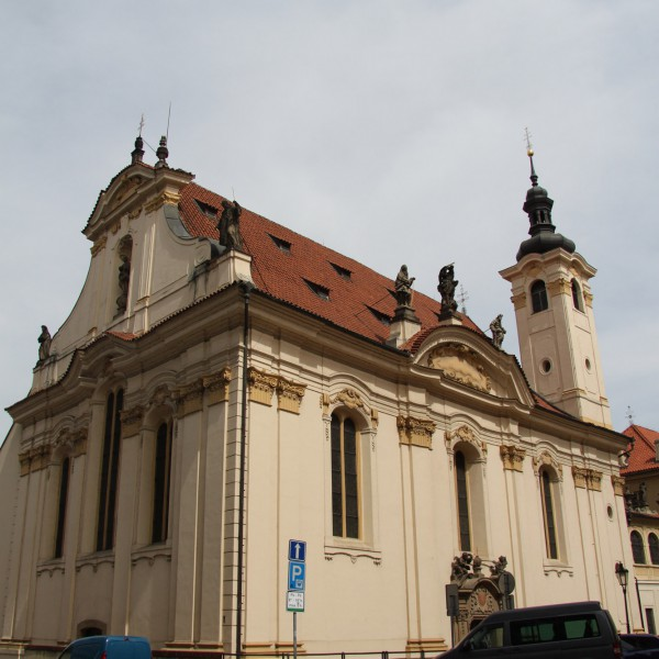 St. Simon en Judaskerk - Praag - Tsjechië