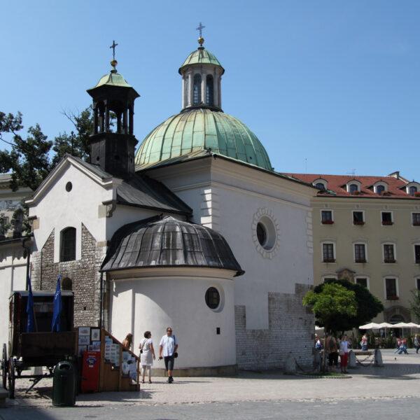 St. Wojchiechkerk - Krakau - Polen