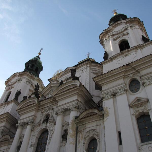 St. Nicolaaskerk - Praag Tsjechië