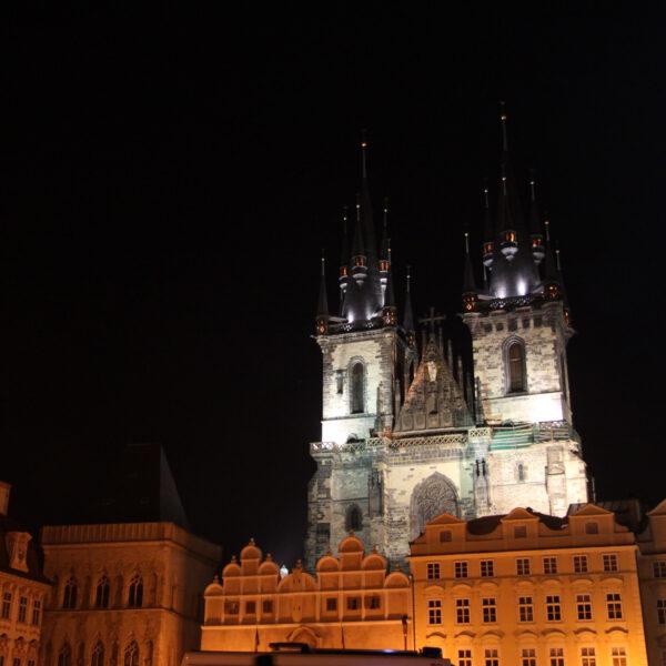 Týnkerk - Praag - Tsjechië
