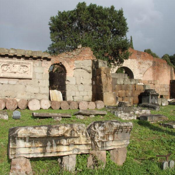 basilica-aemilia - Rome - Italië
