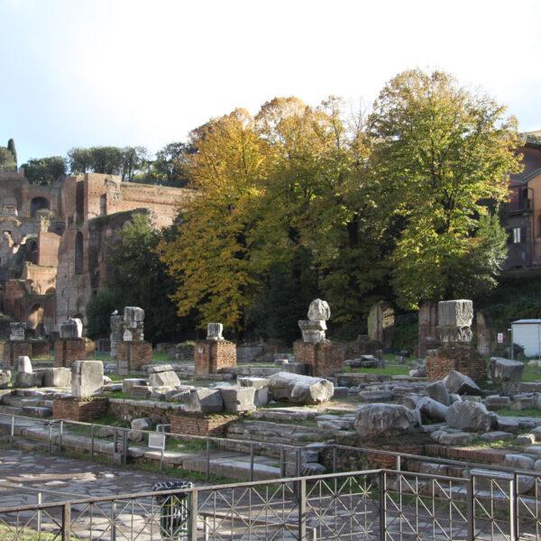 Basilica Julia - Rome - Italië
