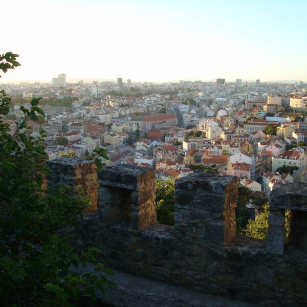 Castelo de São Jorge - Lissabon - Portugal