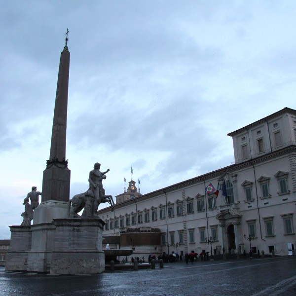Castor en Pollux - Rome - Italië