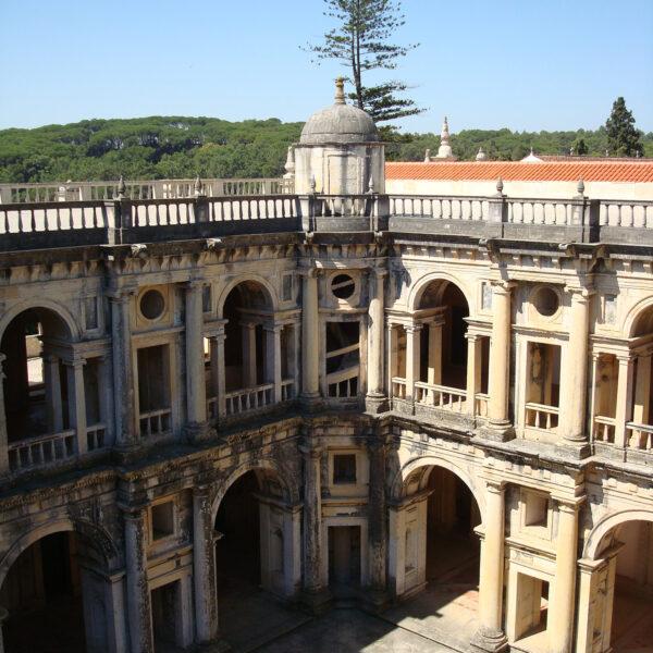 Convento do Cristo - Tomar - Portugal