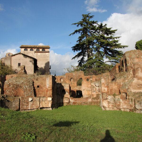 Domus Flavia - Rome - Italië