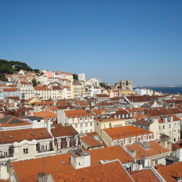 Elevador de Santa Justa - Lissabon - Portugal