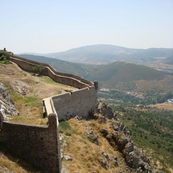 Kasteel van Marvão - Portugal