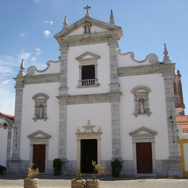 Kathedraal van Beja - Beja - Portugal