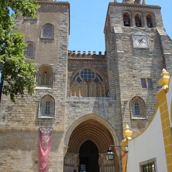 Kathedraal van Évora - Portugall