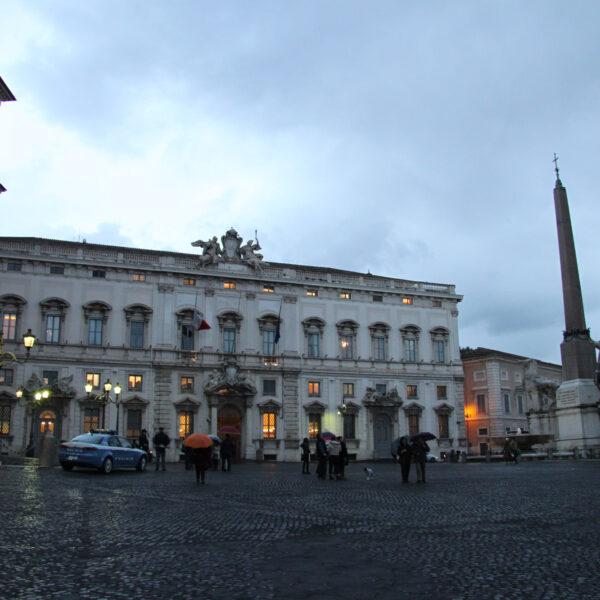 Palazzo del Quirinale - Rome - Italië