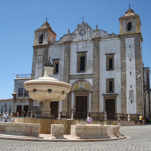 Praça do Giraldo - Évora - Portugal