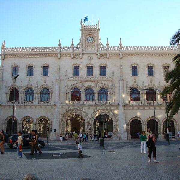Rossio Station - Lissabon - Portugal