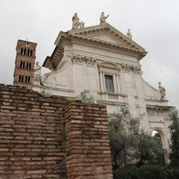 Santa Francesca Romana - Rome - Italië