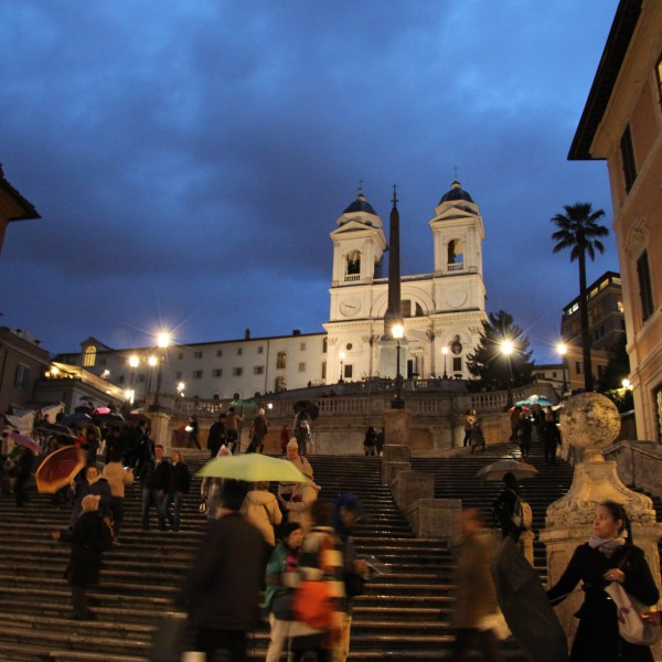 Spaanse Trappen - Rome - Italië