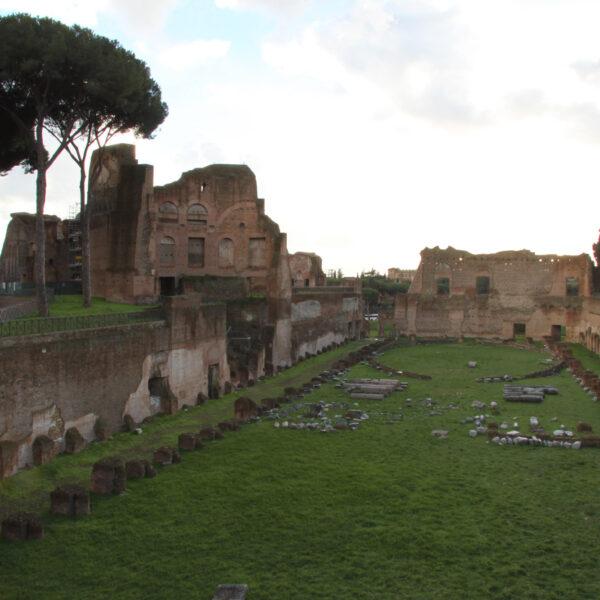 Stadion - Rome - Italië