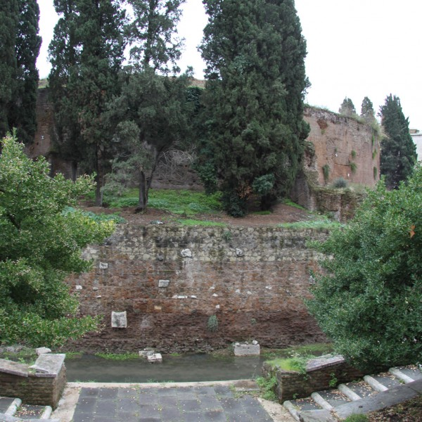 Mausoleum van Augustus - Rome - Italië