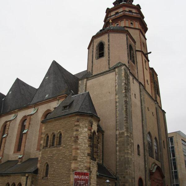 Nikolaikirche - Leipzig - Duitsland
