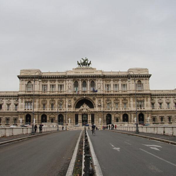 Palazzo di Giustizia - Rome - Italië