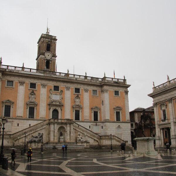 Palazzo Senatorio - Rome - Italie