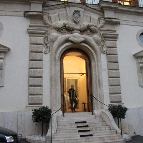 Palazzo Zuccari - Rome - Italië