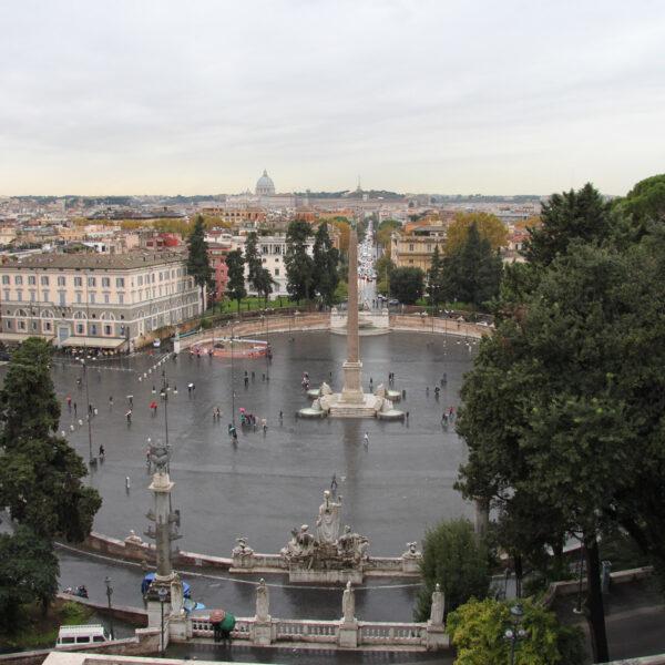 Piazza del Popolo - Rome - Italië