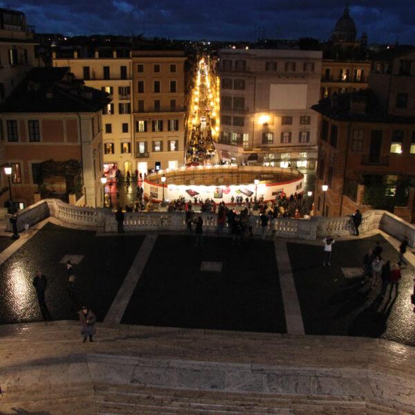 Piazza di Spagna - Rome - Italië