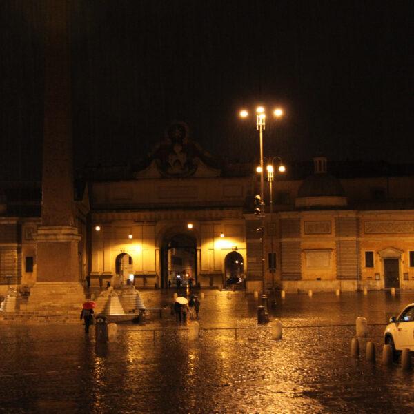 Porta del Popolo - Rome - Italië