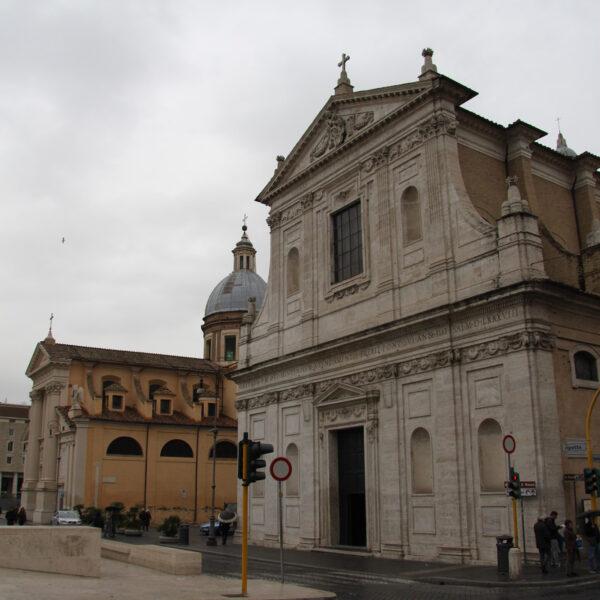 San Girolamo degli Illirici - Rome - Italië