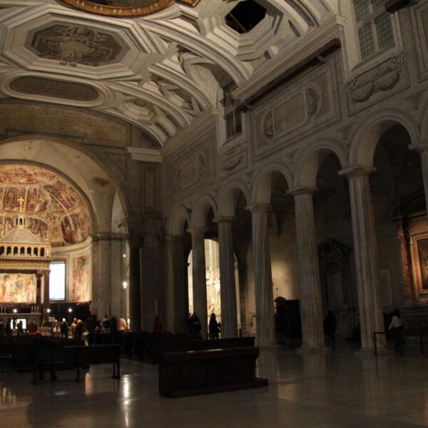 San Pietro in Vincoli - Rome - Italië
