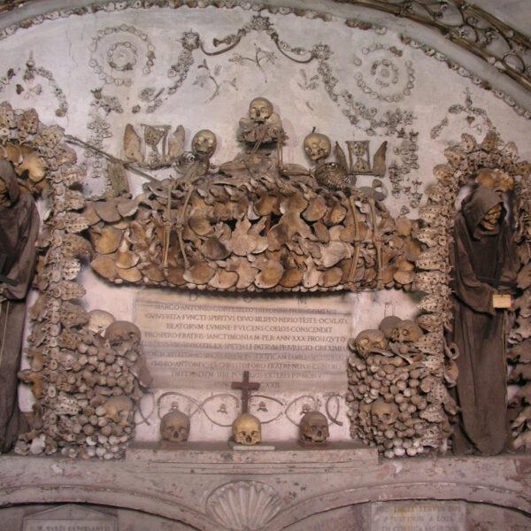 Santa Maria della Concezione - Rome - Italië