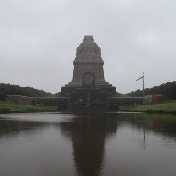 Völkerschlachtdenkmal - Leipzig - Duitsland