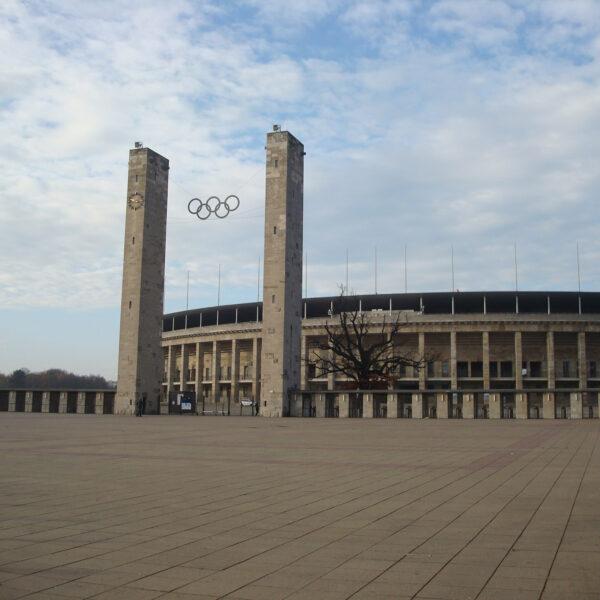 Olympiastadion - Berlijn - Duitsland
