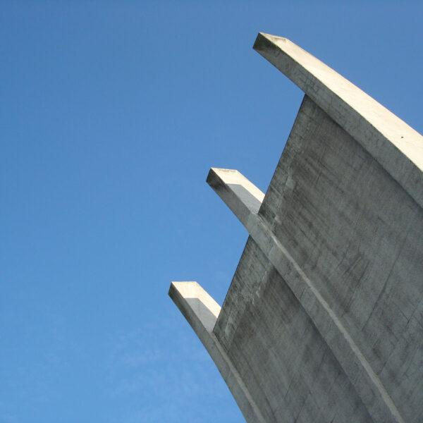 Platz der Luftbrücke - Berlijn - Duitsland