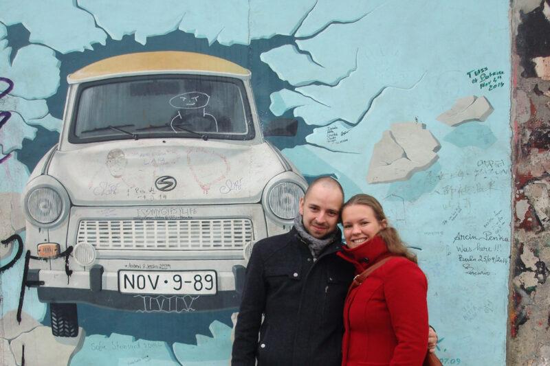 Trip naar Berlijn met Effeweg.nl