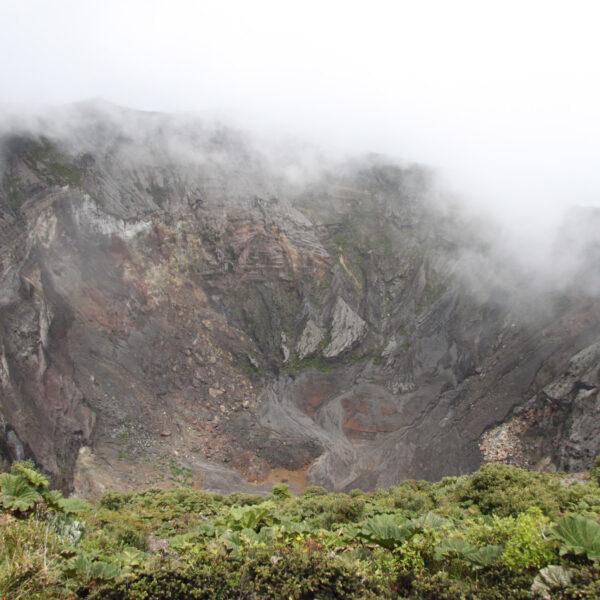 Volcán Irazú - Parque Nacional Volcán Irazú - Costa Rica