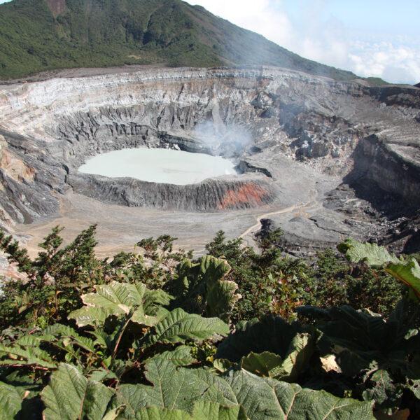Volcán Poás - Parque Nacional Volcán Poás - Costa Rica