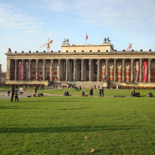 Altes Museum - Berlijn - Duitsland