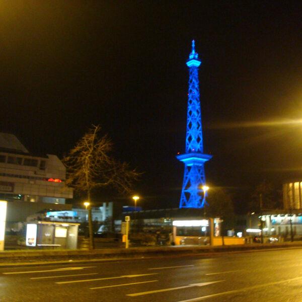 Funkturm - Berlijn - Duitsland