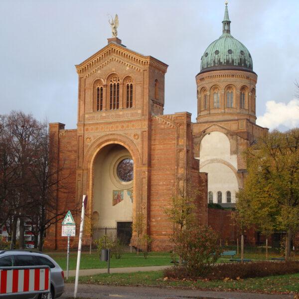 Sankt-Michael-Kirche - Berlijn - Duitsland