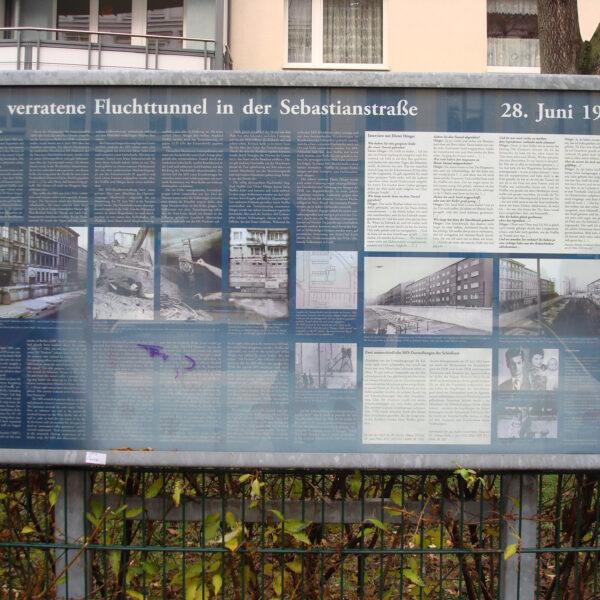 Sebastianstrasse - Berlijn - Duitsland