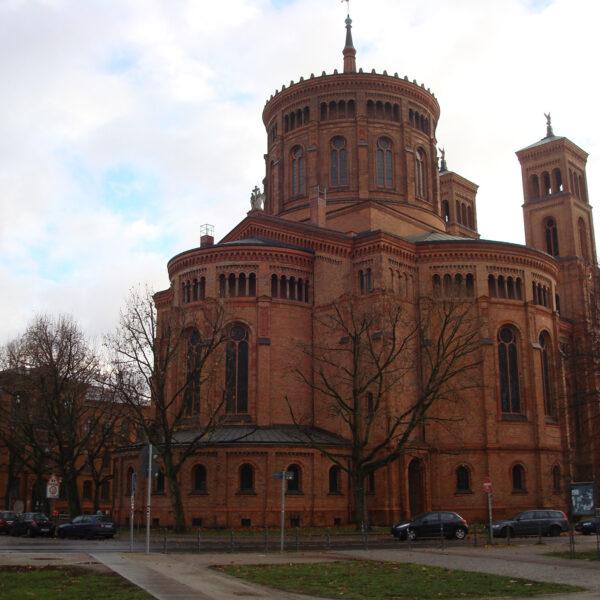 St. Thomas-Kirche - Berlijn - Duitsland