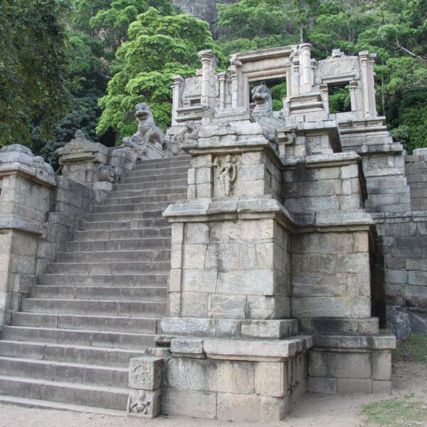 Yapahuwa - Sri Lanka