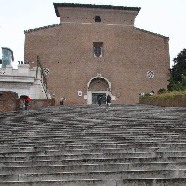 Aracoelitrap - Rome - Italië