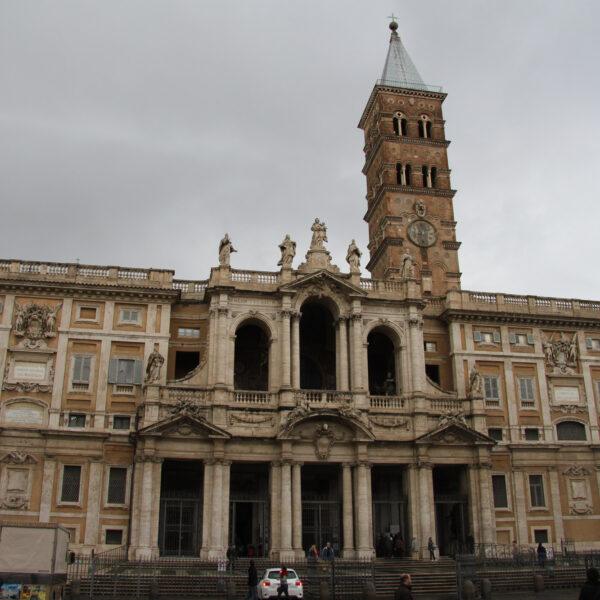 Santa Maria Maggiore - Rome - Italië