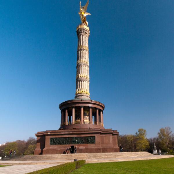 Siegessäule - Berlijn - Duitsland